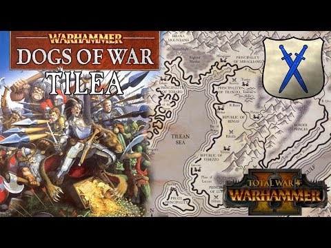 Dogs of War: Tilea (Pirazzo's Lost Legion & More) | Total War: Warhammer 2