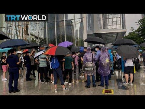 Angry investors demand China Evergrande repay loans   Money Talks