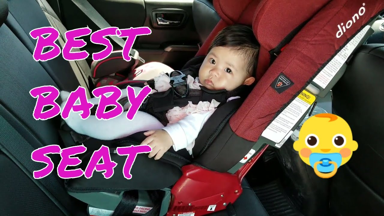 best baby seat ever diono radian rxt convertible booster taco talk 2017 toyota tacoma youtube. Black Bedroom Furniture Sets. Home Design Ideas