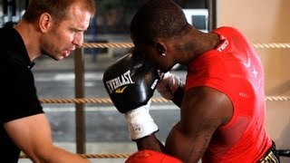 How to Catch from the Body & Counter | Boxing Lessons