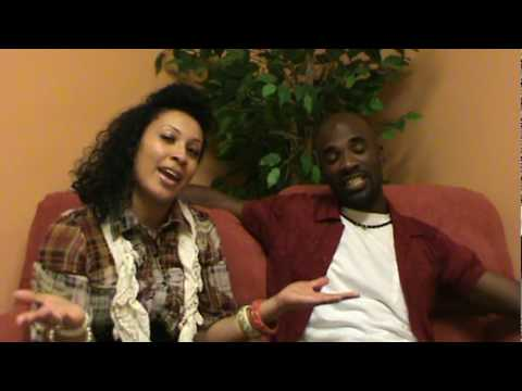 Pastor Mukes & Lady T - BLOOPERS!!-  Bound 4 Glory Ministries