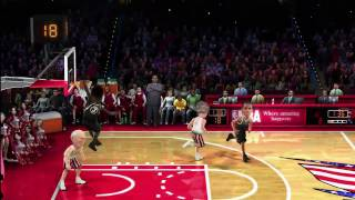 NBA Jam HD video game launch trailer X360 PS3 Wii