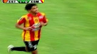 هدف سعد بقير الصاروخي من مخالفة مباشرة ضد النجم الرياضي بالمتلوى - الدوري التونسي 20-09-2015