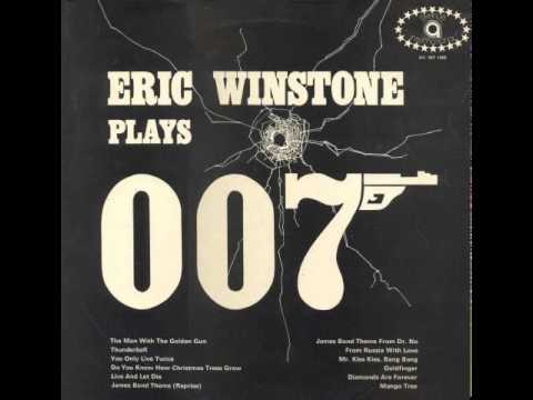 Eric Winstone - The Man With The Golden Gun - 007 - Syd Dale