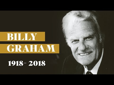 The Measure of A Man: In Memory of Billy Graham