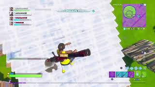 World record 21 kill fortnite game chapter 2 season 1