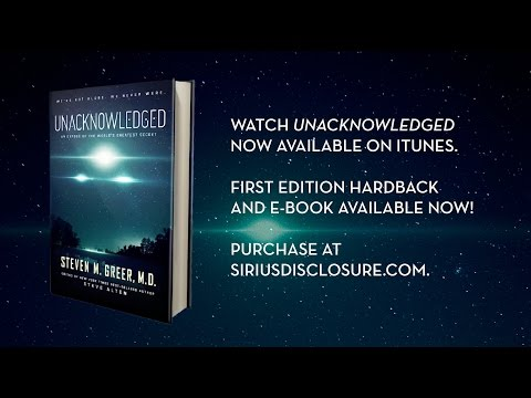 Unacknowledged Trailer