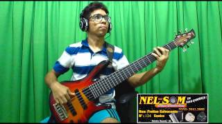 Anderson Bass | Forró Solado | Contrabaixo | Forrozão Tropykália