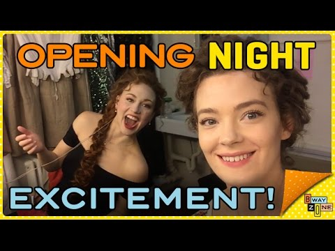 "A ""Dangereuses"" Opening Night!"