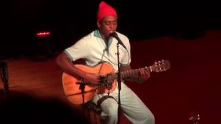 Seu Jorge Starman 11 12 16 Town Hall NYC