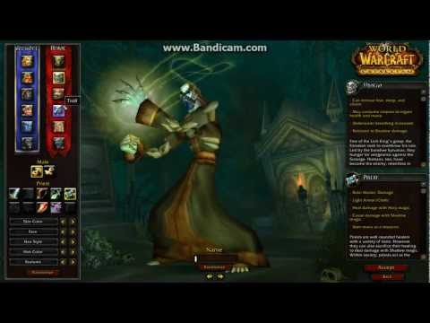 World of Warcraft Gameplay - First Look -...