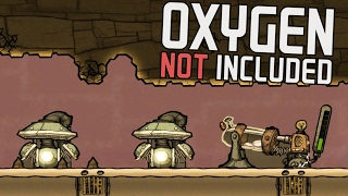 Oxygen Not  ncluded  Ep. 6   Hydrogen Power Generation   Oxygen Not  ncluded Gameplay