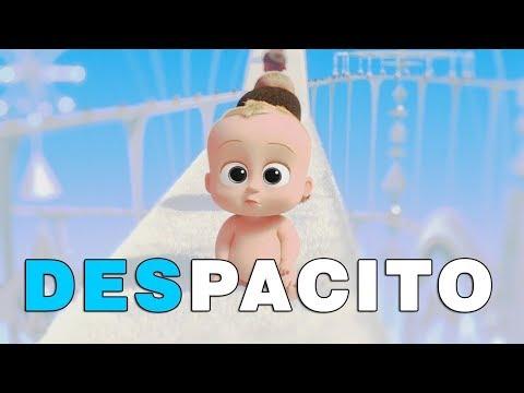 Despacito   The Boss Baby    AmOneBoy