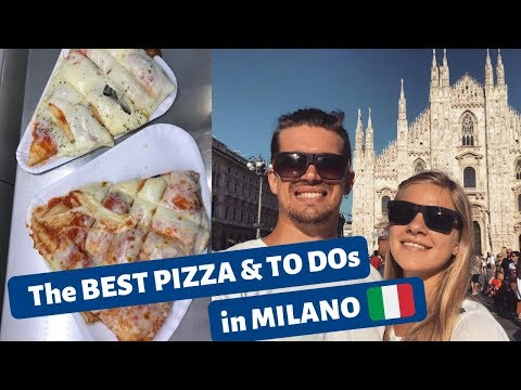 MILAN & DEBRECEN | BEST PIZZA & Things TO DO in MILANO, Italy + relaxing day in DEBRECEN, Hungary