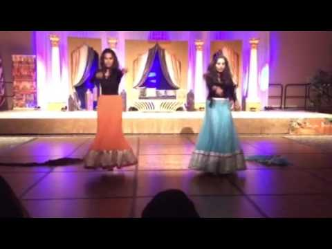 Bollywood songs medley dance