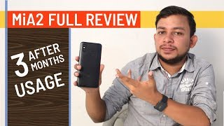 Xiaomi Mi A2 Full Review After 3 Months of Usage - TechRJ