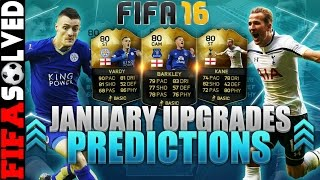 FUT 16 Trading Tips: January Winter IF Upgrades Guide