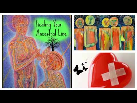 Ancestral Lineage Healing Meditation (FREE!!!!!)