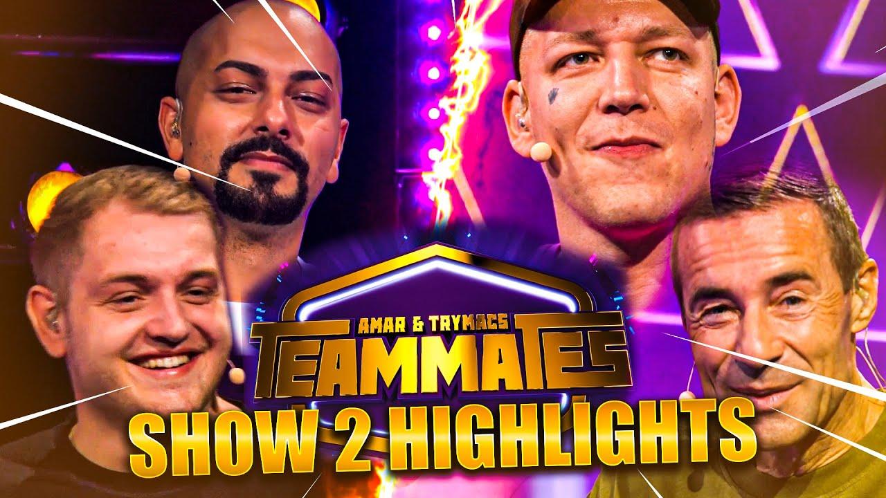Download TEAMMATES | Show 2 Highlights mit @Trymacs  gegen @MontanaBlack  & @EHRENPFLAUME
