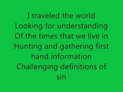 Gogol Bordello - Wonderlust King (Lyrics)