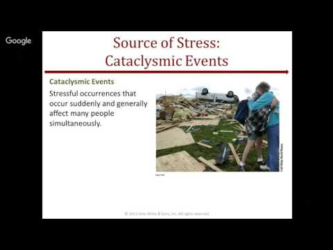 Chapter 3 Stress and Health Psychology
