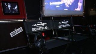 Une exposition célèbre les noces de la musique et du cinéma