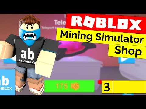 ff8fbf6666b Roblox Mining Simulator Shop Tutorial -  Part 3