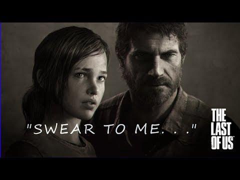 (THE LAST OF US) SWEAR TO ME. A Joel U0026 Ellie Tribute 4k