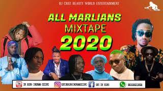 Gambar cover ALL MARLIANS AND ZANKU SONGS  2020 MIX BY DJCRUZ FT DAVIDO, ZLATAN, NAIRA MARLEY