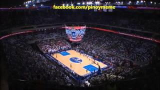 Houston Rockets vs. Indiana Pacers - October 10, 2013 (NBA GLOBAL GAMES - PHILIPPINES)