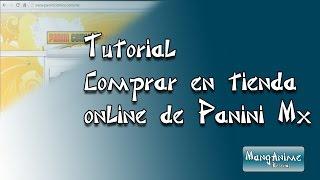 [Tutorial] Comprar en Tienda Online de Panini Comics México
