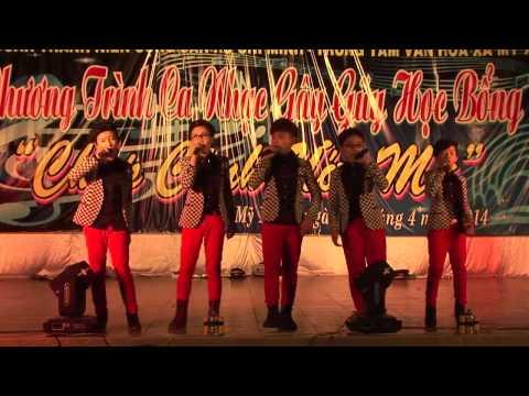 [HD] Khát Vọng Thượng Lưu - HKT M The Five hát ở Vũng Tàu
