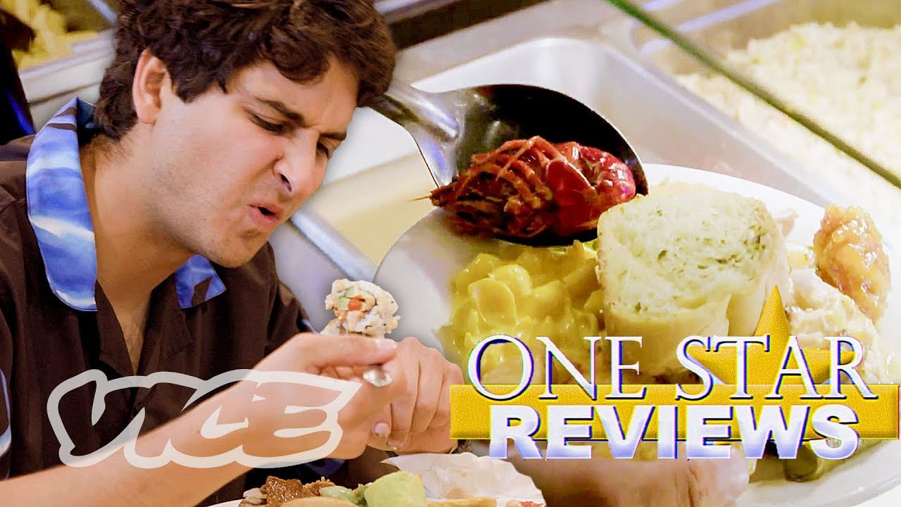Download Eating at the Worst-Rated Buffet I Could Find on Yelp | One Star Reviews