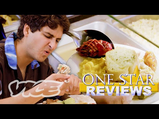 Eating at the Worst-Rated Buffet I Could Find on Yelp | One Star Reviews