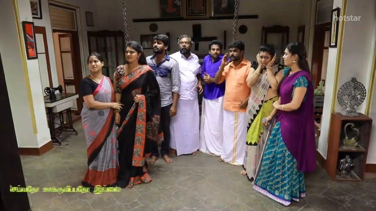 Saravanan Meenatchi Today 10-10-17 Episode 1543