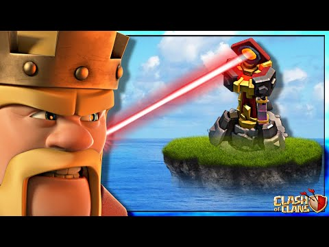 Don't Fail Ever Again Against The ISLAND Base | Clash Of Clans