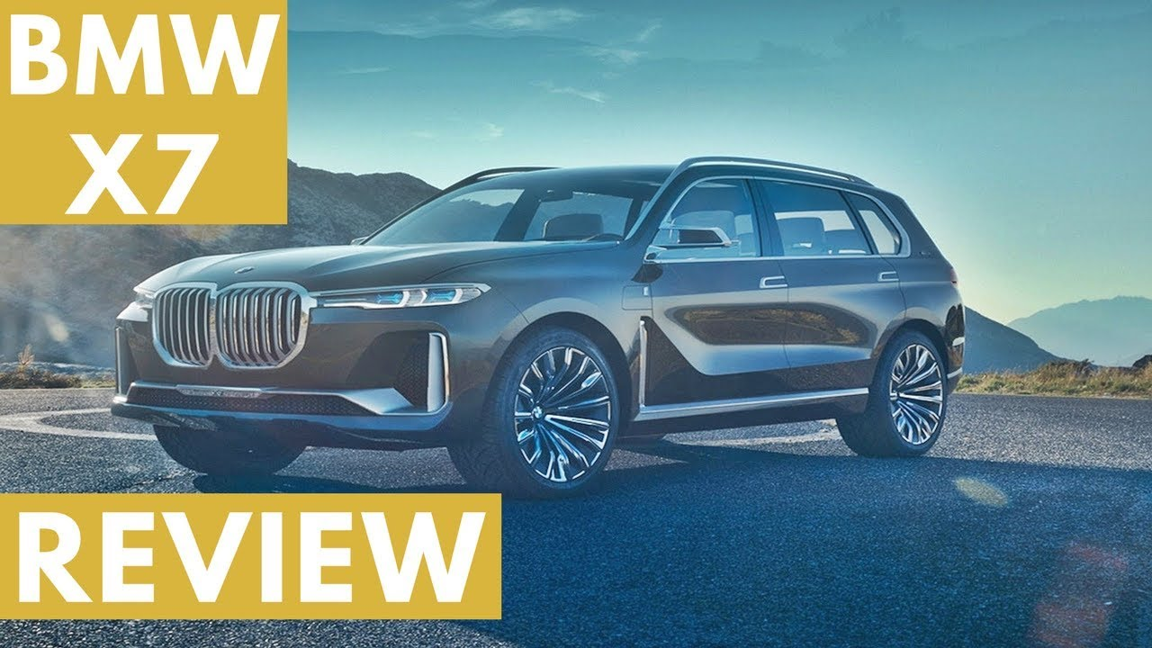 BMW X7 2017 Review