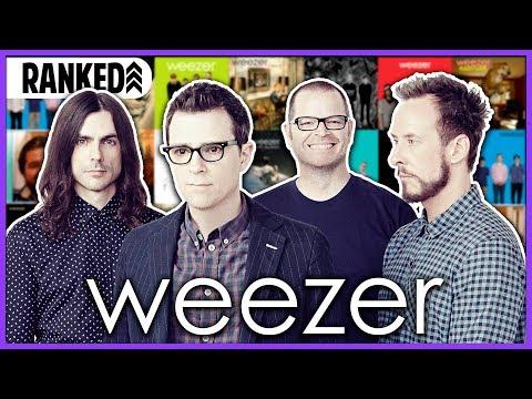 Every Weezer Album Ranked WORST to BEST Mp3