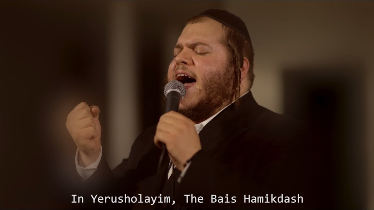 Crack of Dawn (MBD)  - Levy Falkowitz and The Shira Choir