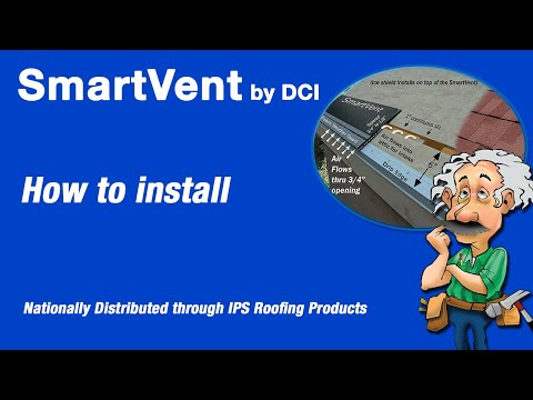 Smartvent By Dci Youtube