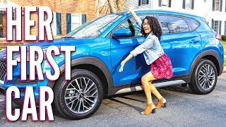 Buying Our Daughter Her First Car: Our New Car Buying Experience