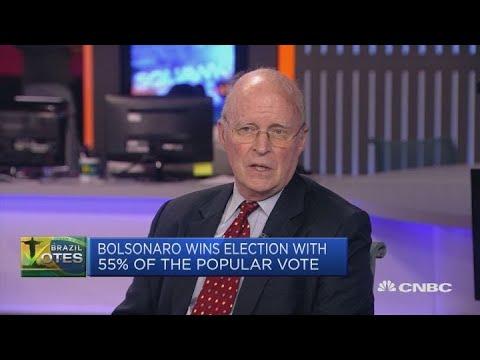 Brazil election a vote against populism, economist says | Squawk Box Europe