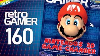 Inside Retro Gamer - Issue 160