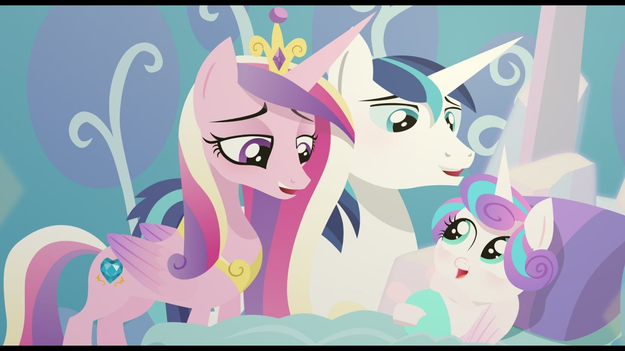 MLP Song quot Our Sweet Little Flurry quot Flurry Heart 39 s Lullaby