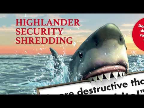 Highlander Security Shredding & Confidential Waste Disposal Service