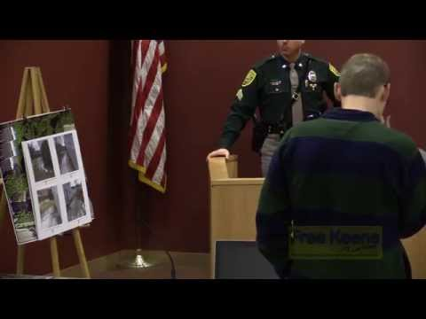 James Cleaveland on Trial for Recording Police 2014 12 30