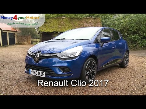 Renault Clio 2017 Review