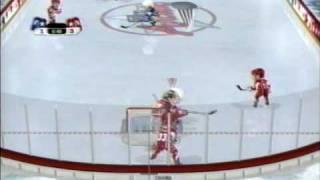 3 on 3 NHL Arcade (PS3) - Sample Gameplay