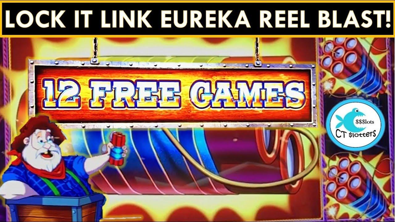 New Lock It Link Eureka Slot Machine Winning On All Denominations Slotarazzi Winning Stories