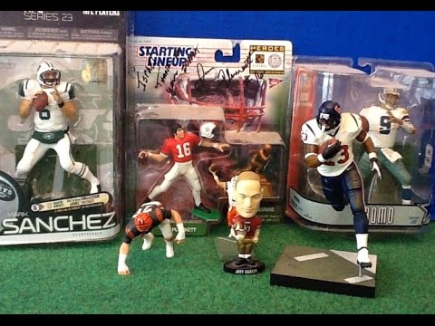 Mexocentric NFL Edition: Romo,  Garcia,  Plunkett, Sanchez, Munoz, Foster
